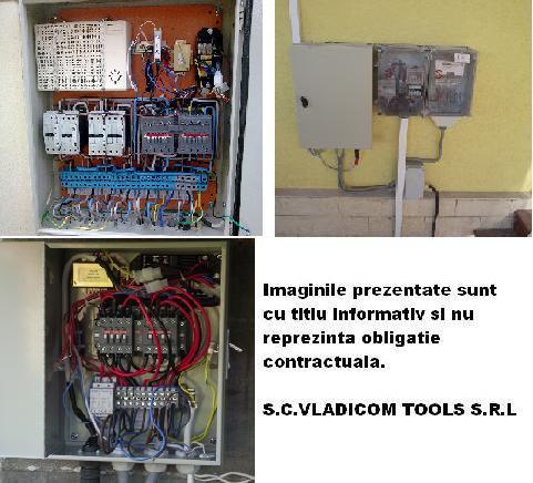 Automatizare Generator de Curent 26-1