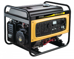 Generator Curent KGE 2500 X